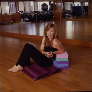 Instructor and retreat owner Kari Knight