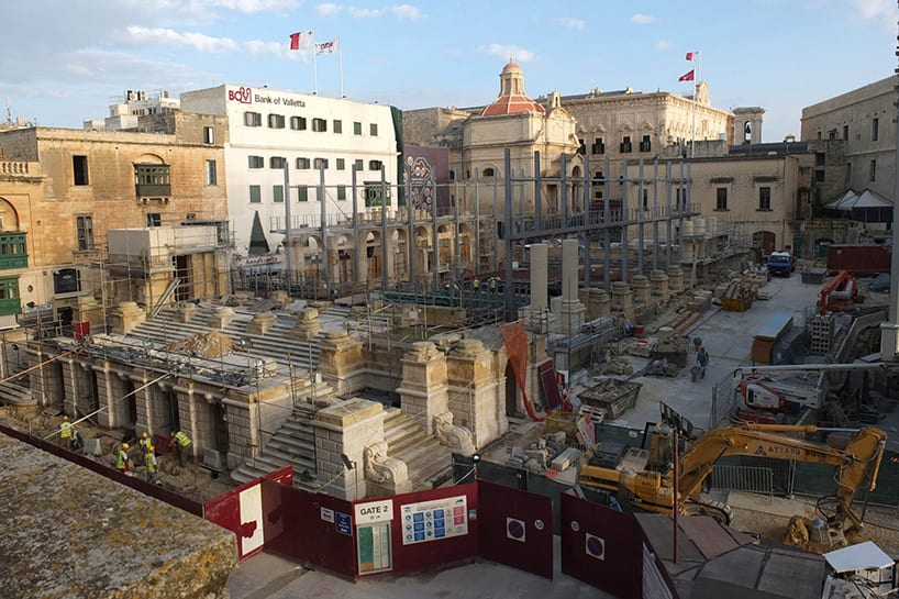 Travel and leisure news and reviews from around the world for Renzo piano malta