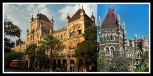 'London-like look' of Mumbai! Elphinstone College (Right) & Oriental Buildings in South Mumbai. Photo edited by Aditya Chichkar.
