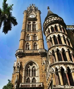 My alma mater, University of Mumbai.
