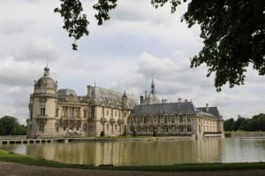 FRANCE   Oise-60, Chateau de Chantilly