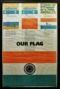 The metamorphosis of the Indian flag. Photo courtesy: Aditya Chichkar.