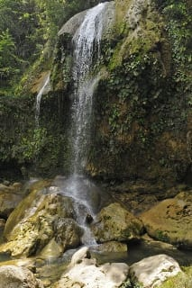 Soroas'-waterfall