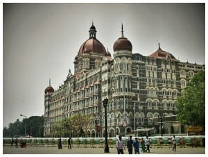 Taj Mahal Hotel- Full of elegance and character!