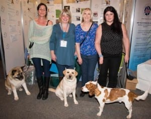 Dogs Theft Action at Crufts