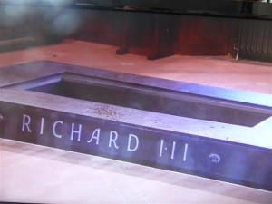 Richard's final tomb