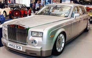 Rolls Royce 2002 Phantom