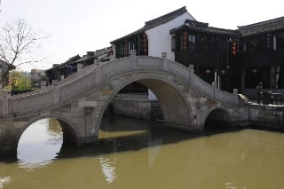 2- Xitang Stone Bridge