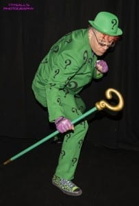 The Riddler Ian Nigma