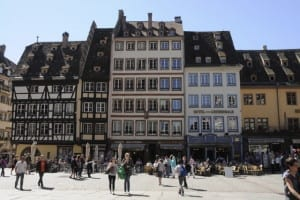 trasbourg old houses