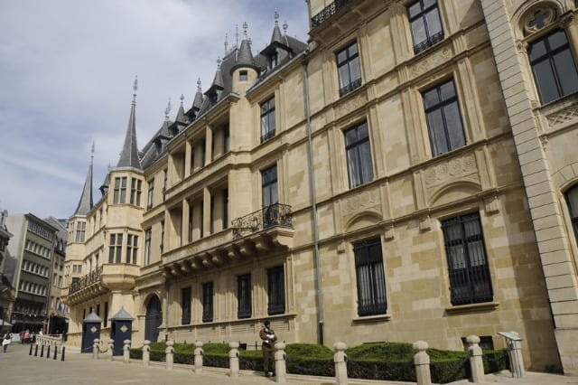 17 the Grand Ducal Palace