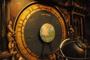 Cathedral Astronomical Clock
