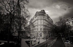 The Corinthia in London.