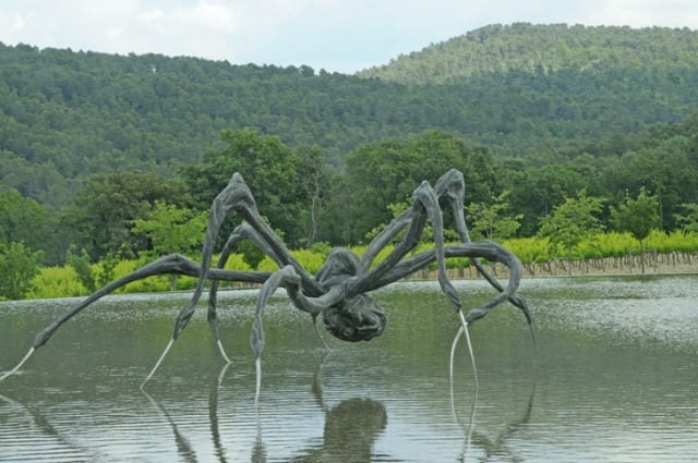 The Spider_ by Louise Bourgeois at Chateau La Coste