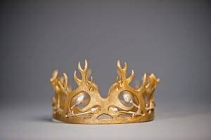 Joffrey's Crown ©Ashley Sears