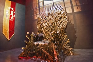 The Iron Throne ©HBO