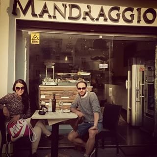 Mandraggio cafe and eatery.