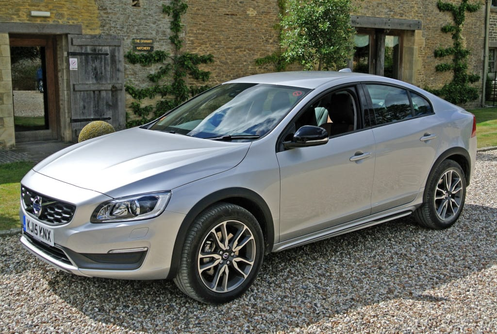 S60 Cross Country, not intended for the UK market.