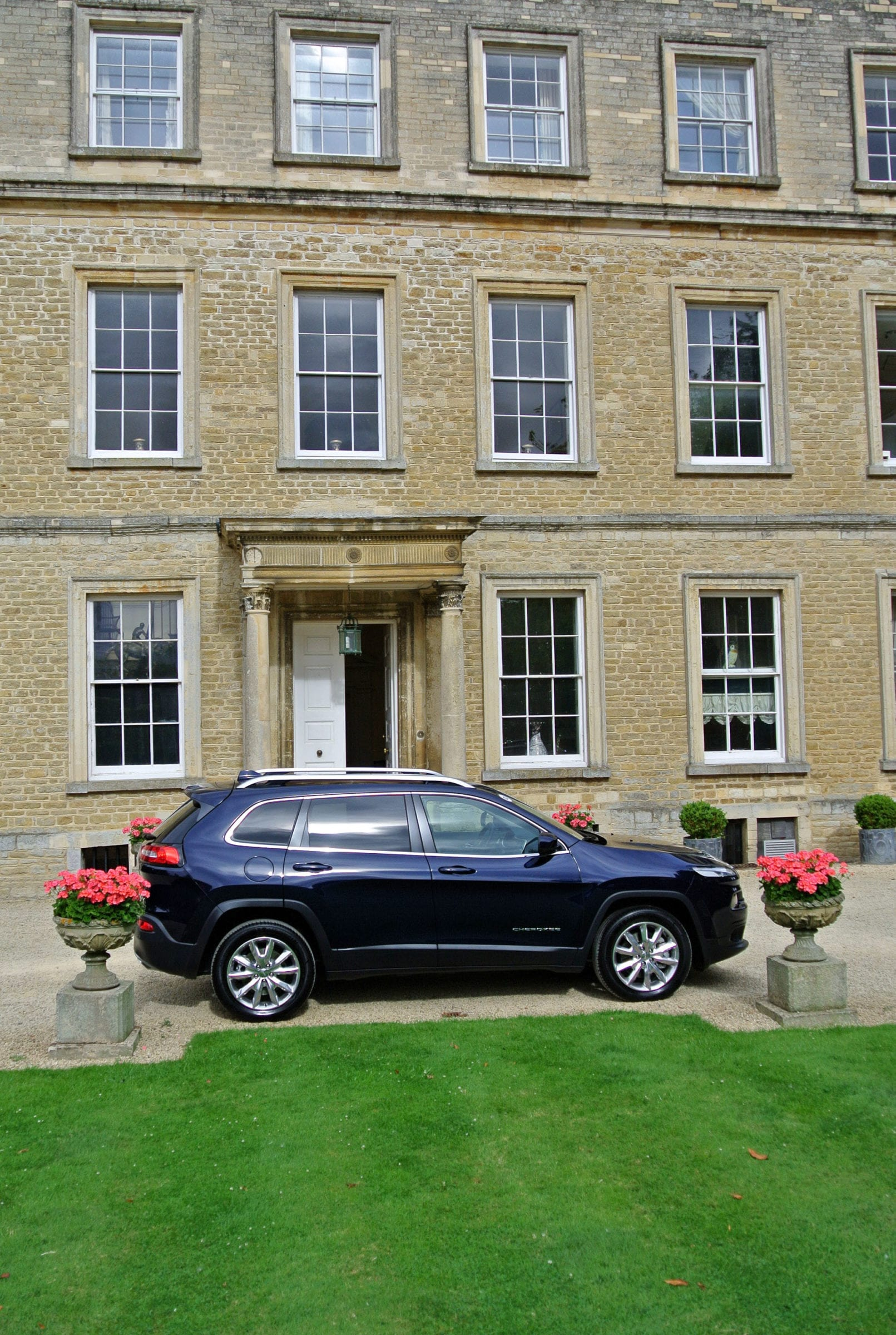 Owning a country estate creates a case for a 4x4 estate