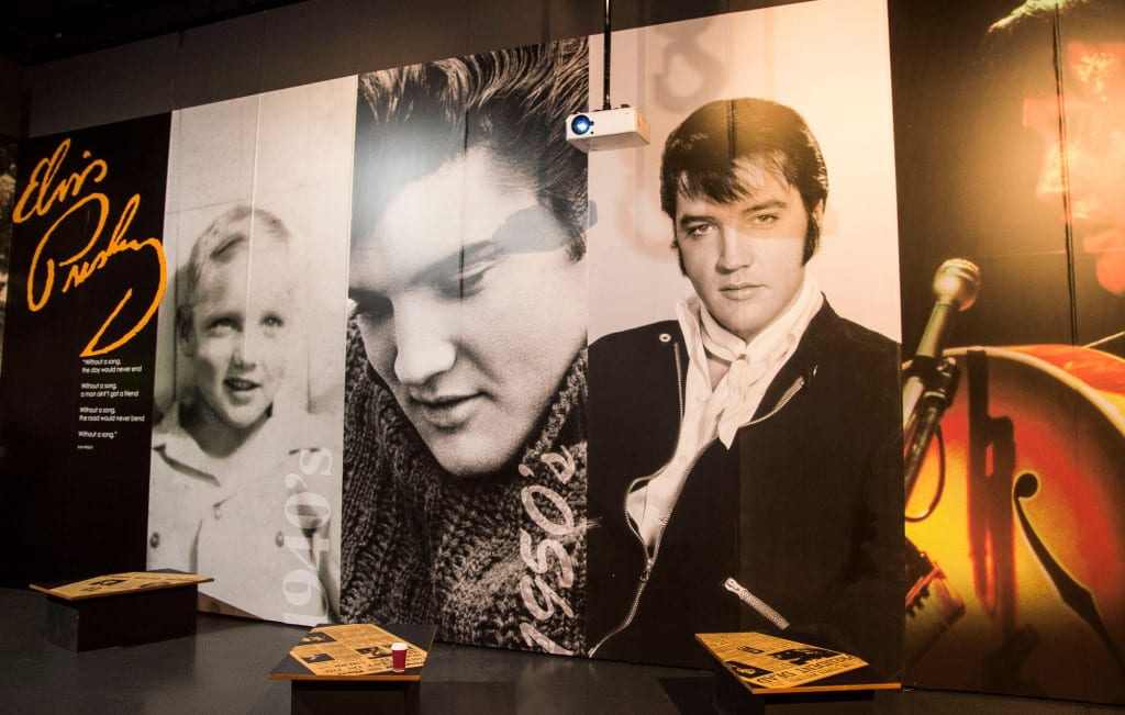 Elvis larger than life