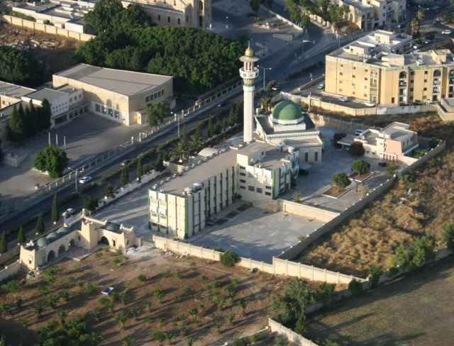 Moslem Mosque in Paola, Malta