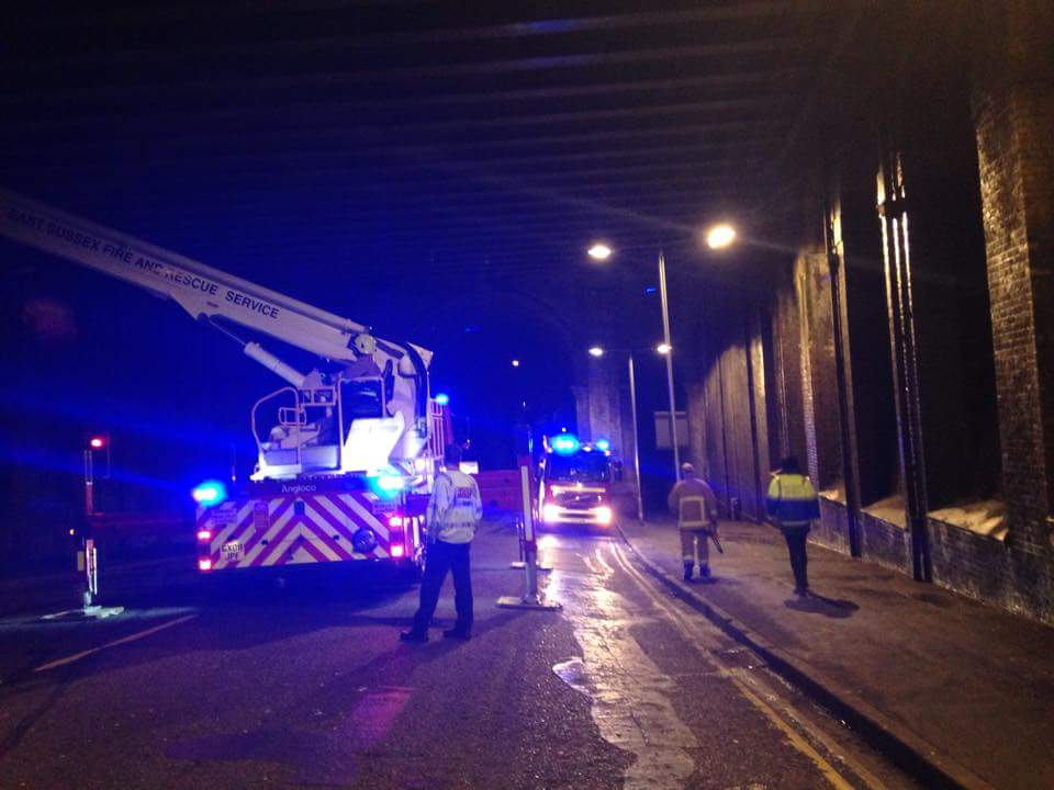 WRAS working with fire service to rescue pigeons