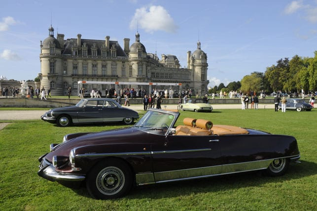 Citroen DS21 coupé _Le Caddy_ 1965