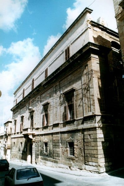 The Inquisitor's Palace at Vittoriosa
