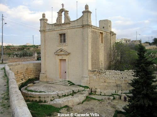 The St Paul Chapel, Mosta