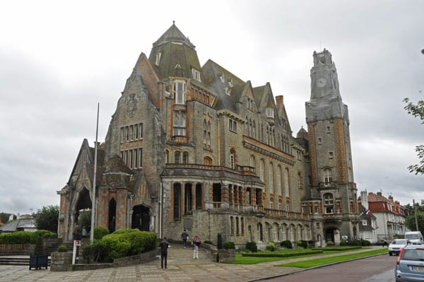 Le Touquet city hall