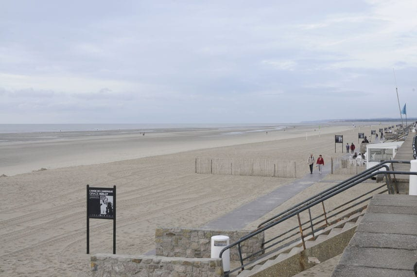 Le Touquet beach