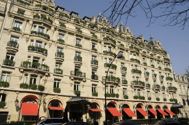 The Plaza Athenée- Dorchester Collection