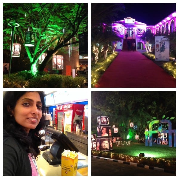 Cinema at its best- iffi'2015, Panjim, Goa