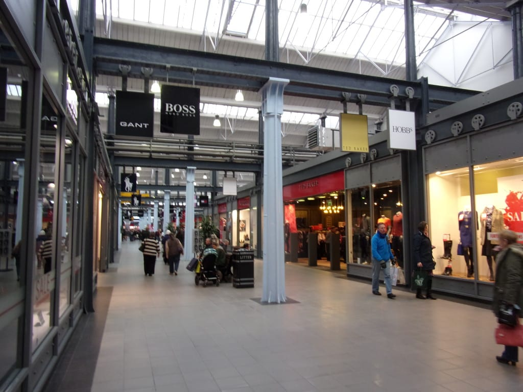 Some of the shops