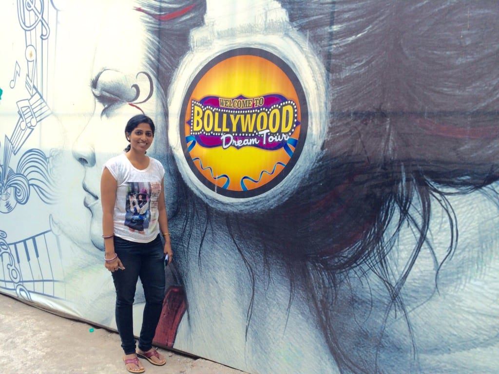Walking the Bollywood Dream!