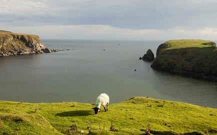 Ireland, on the Wild Atlantic Way