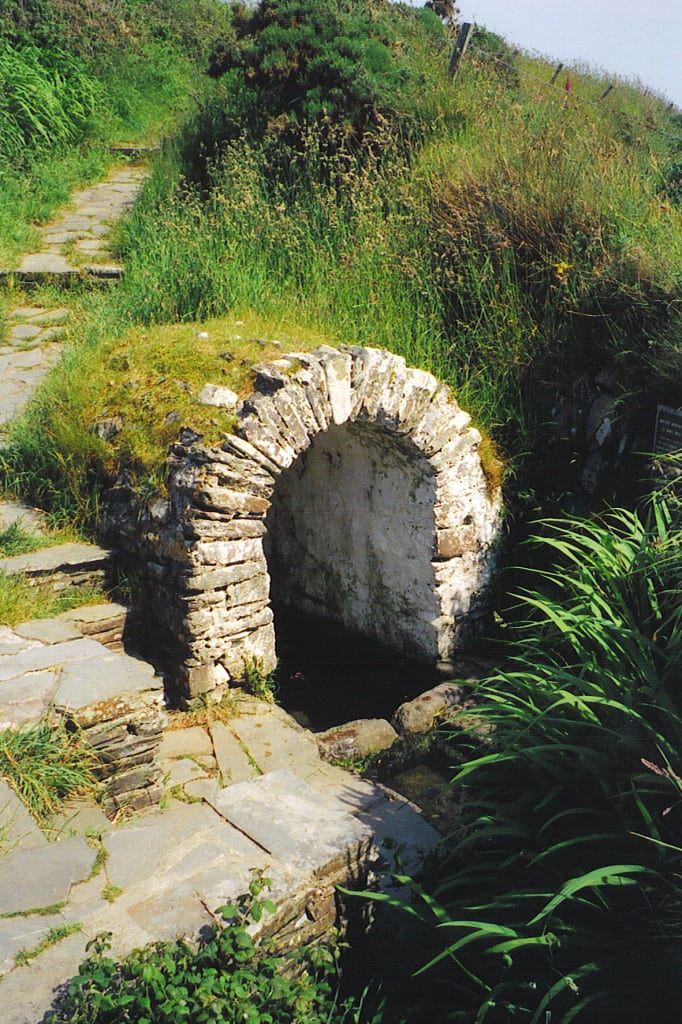 St Nons Well