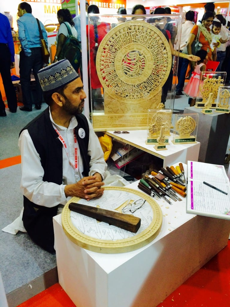 Kashmiri Handicrafts making India proud