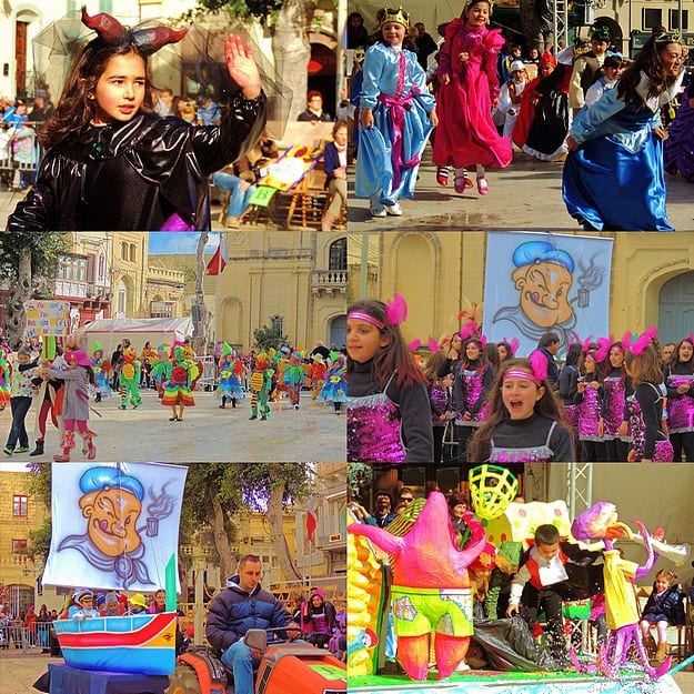 MalDia 03 (17-02-16) Children's Carnival in Victoria.
