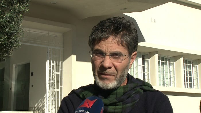 Muslim author Walid Nabhan who has lived in Malta for 25 years.