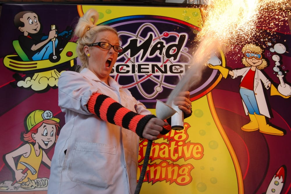 Ceri Fire Ball MAD Science