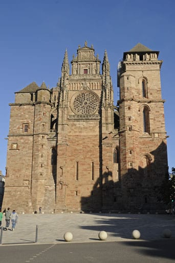 Rodez, the Cathedral