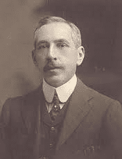 Australian PM William Morris Hughes.