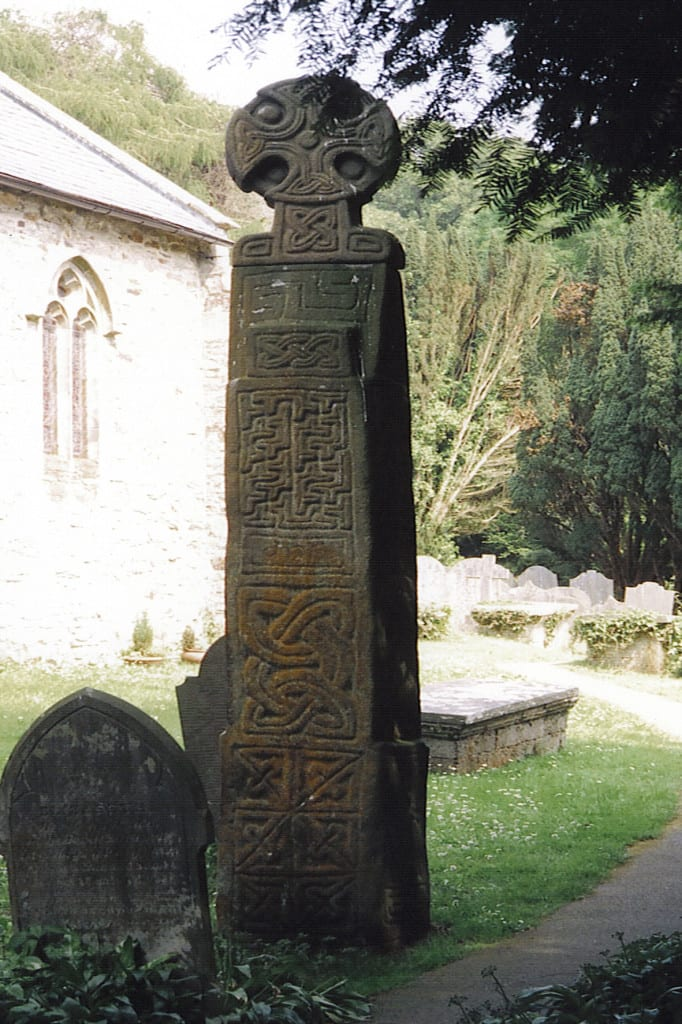 Nevern Celtic Cross