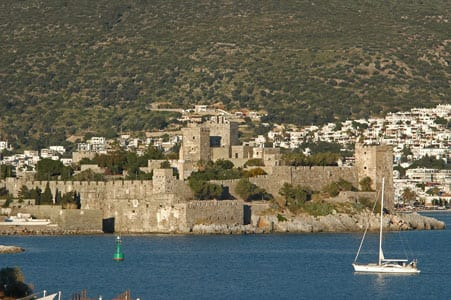 St Peter, the Bodrum castle