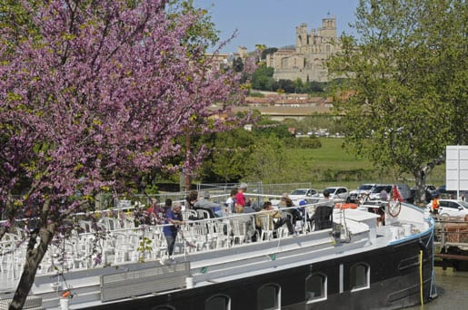 One-day cruise near Beziers