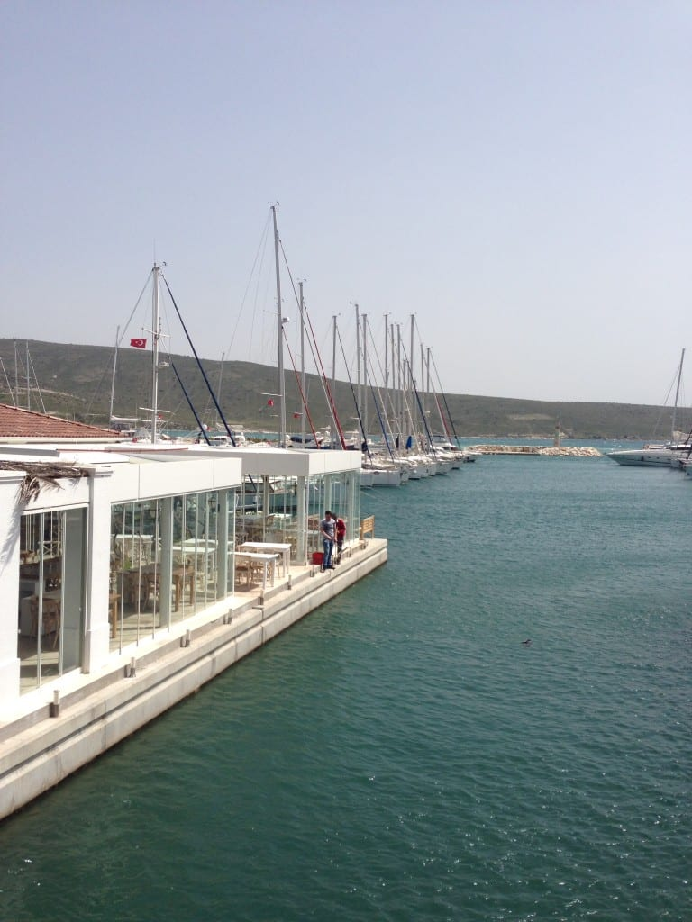 Port of Alacati