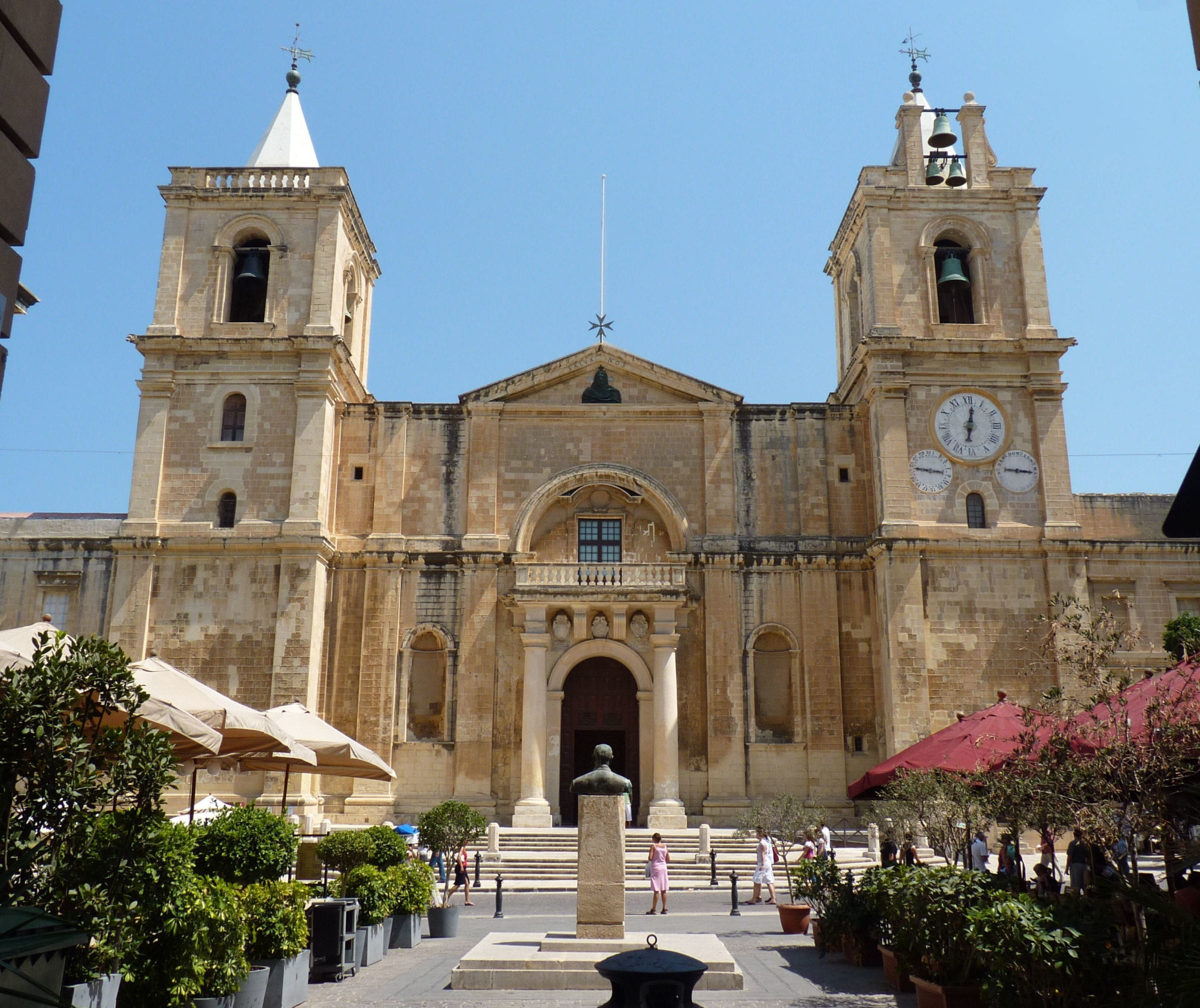 MALTA DIARY:     Valletta's St John's Co-Cathedral – one of the most renowned in the world