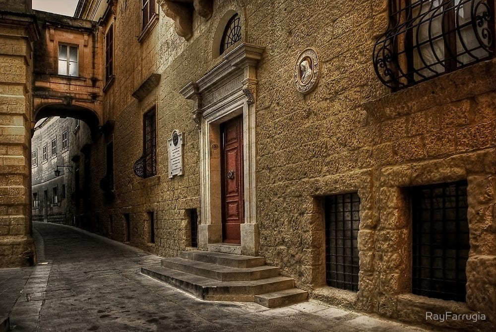 Beautiful Mdina.