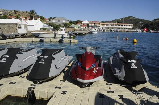 Jetskis to rent in Gustavia